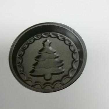 Round Pan - Xmas Tree