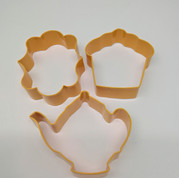 Tea Time Cookie Cutter Set
