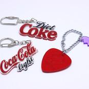 Custom Style Keychain