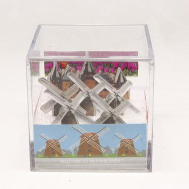 Tourist Fridge Magnet Set 6