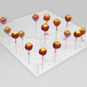 Lolipops Display Stand