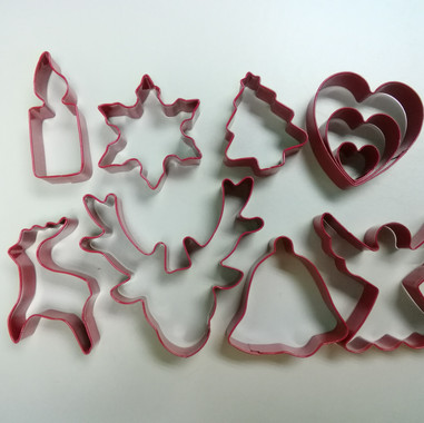 Xmas Cookie Cookie Cutter 2