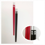 Chinese Wedding PPS Chopsticks with Metal Decor
