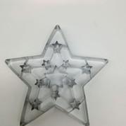 Giant Cookie Cutter - Jumbo Star