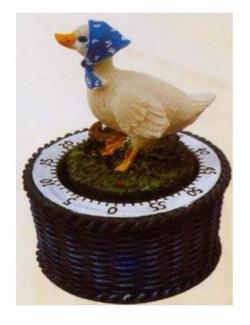 Kitchen timer - mother goose