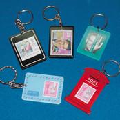 Post Office Keychain
