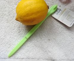 peeler - long orange