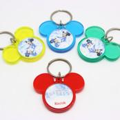 Theme Park Keychain