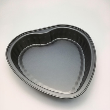 Heart Bake Pan