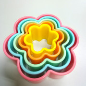 Cookie Cutter Set of 5