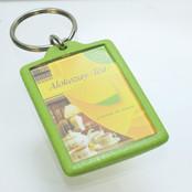 Custom Colour Keychain