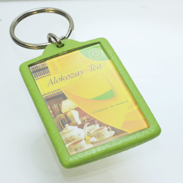 Custom Colour Keychain