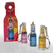 Bottle Keychain
