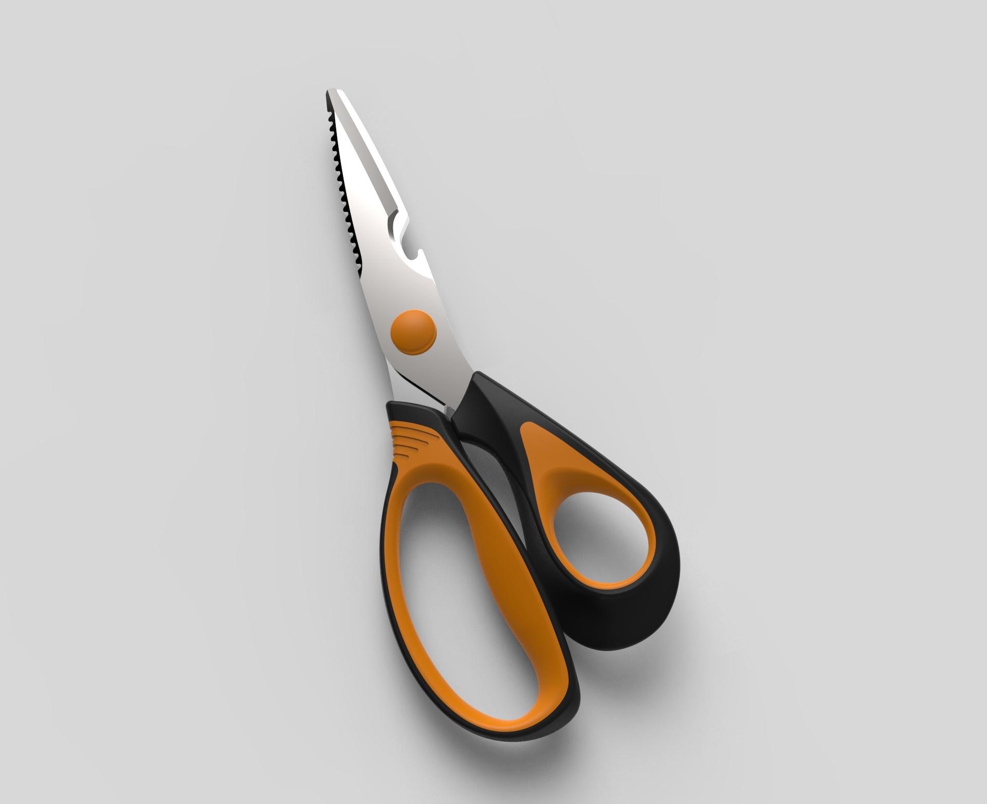 multi-function scissors -1