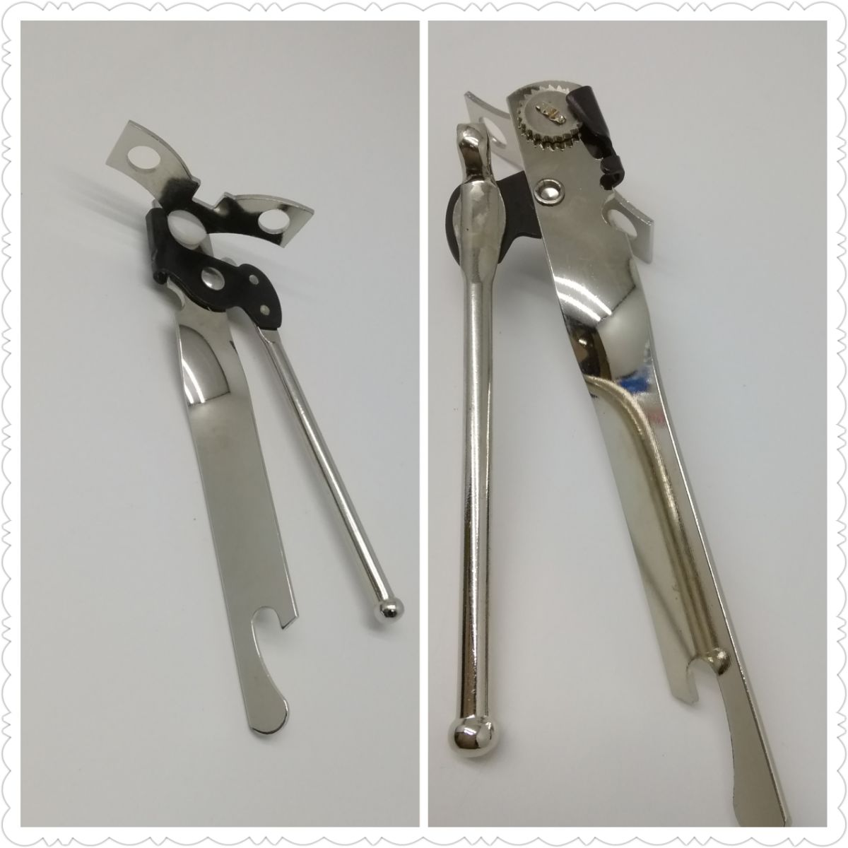 Butterfly can opener