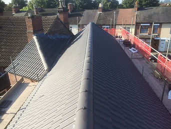 Burton on Trent roofer - new roof & roof repairs for home