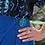 Thumbnail: presilha pérolas e lençol - turquesa