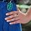 Thumbnail: anel botão solo - jade