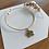 Thumbnail: bracelete lótus ouro
