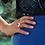 Thumbnail: anel oval gema e lago - jade