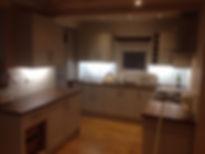 New burton on trent kitchen fitter example - new kitchen & worktop