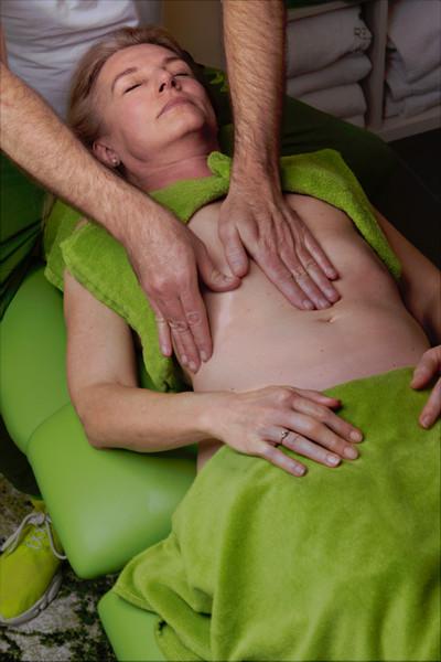 Het diafragma of middenrifspier is de primaire spier voor je ademhaling
