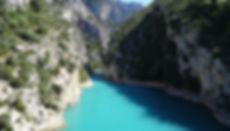 Gorges du Verdon- Environnement en PACA Tourisme