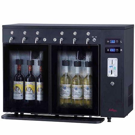 Q's修正済 ファンヴィーノ コイン式ワイン・Sakeサーバー 商品写真1.jp