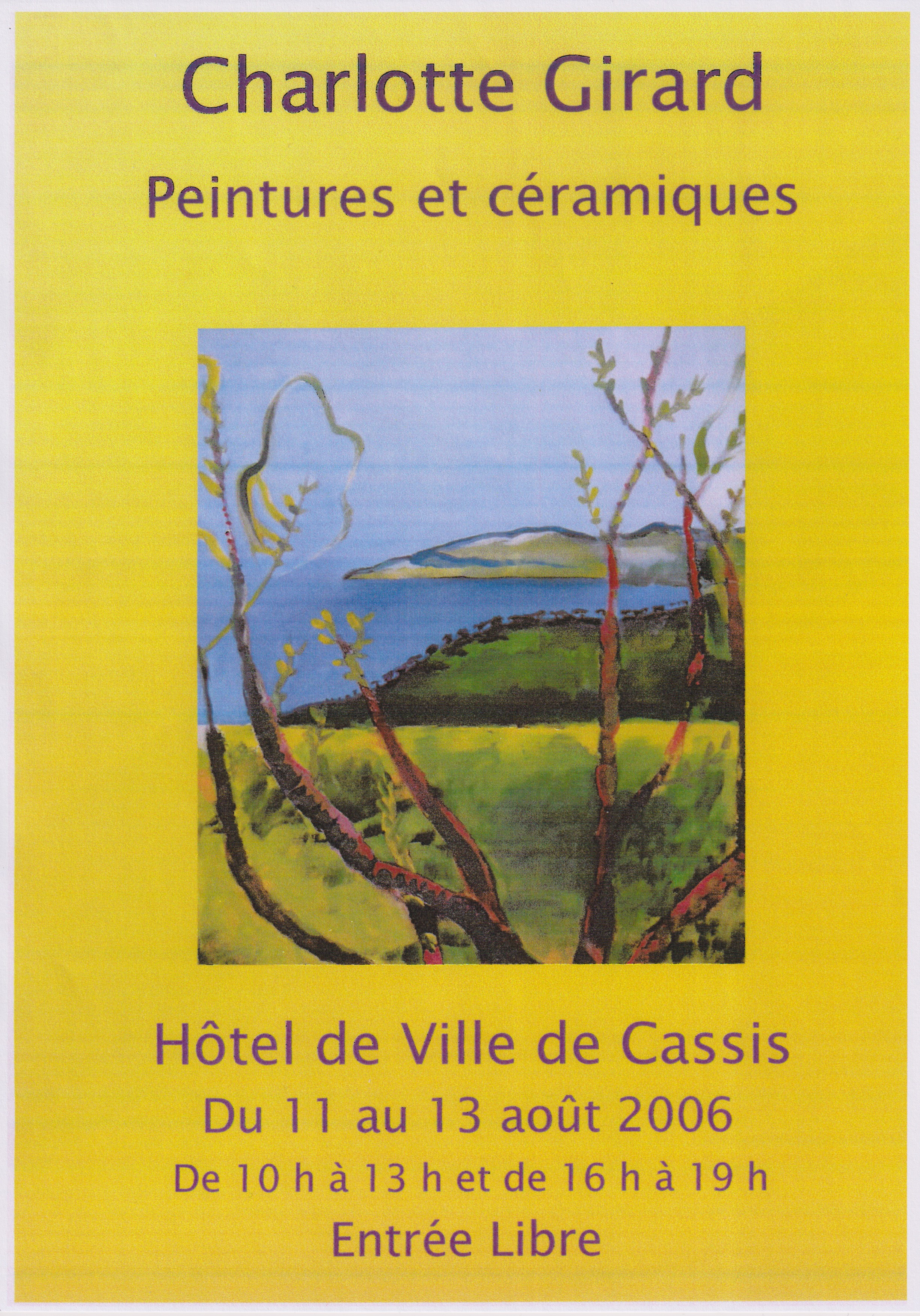 Expo Cassis