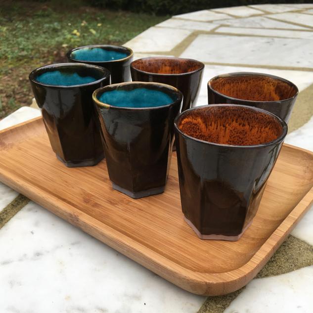 Tasses espresso
