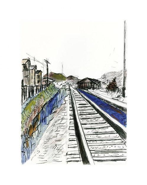 TRAIN TRACKS Portfolio
