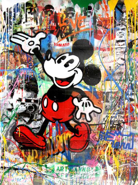 Mr Brainwash - Mickey