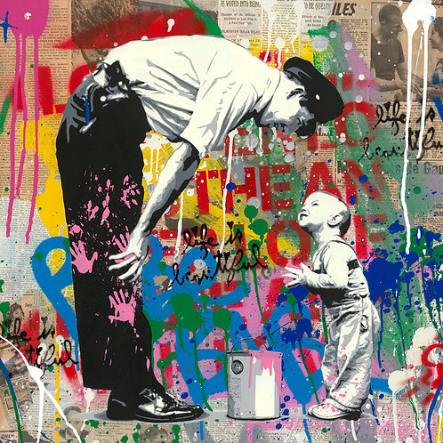 Mr Brainwash - Not Guilty, 2019