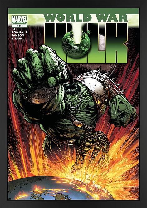 World War Hulk #1