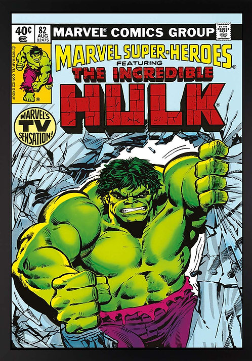 THE INCREDIBLE HULK #82 - 2016