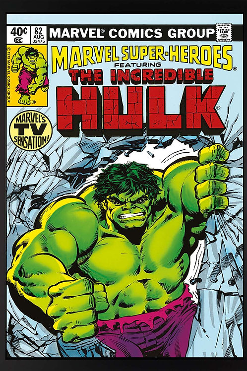 THE INCREDIBLE HULK #82