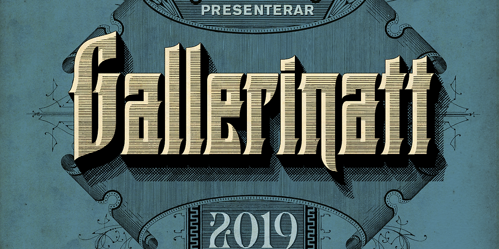 MALMÖ GALLERINATT 2019 #DOWNTOWN