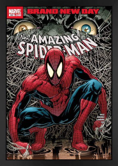 THE AMAZING SPIDER-MAN #553