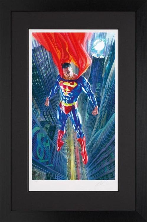 SUPER MAN OF TOMORROW
