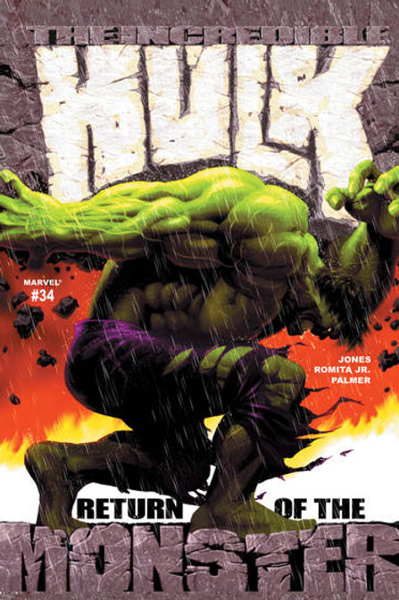 THE INCREDIBLE HULK #34