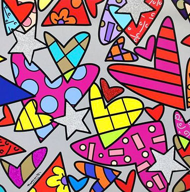 Vernissage Romero Britto