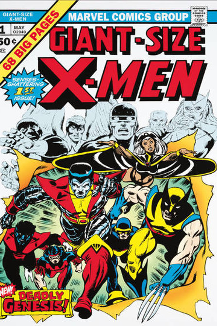 GIANT SIZE X-MEN #1