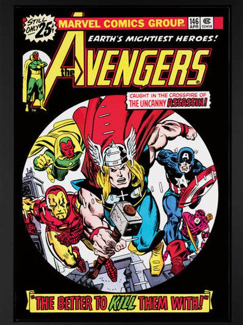 THE AVENGERS #146