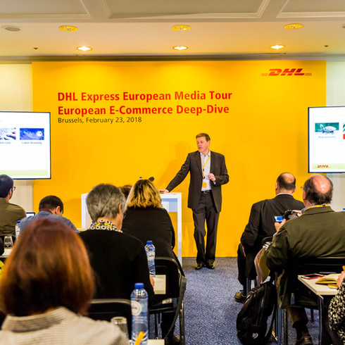 DHL Global - Conference