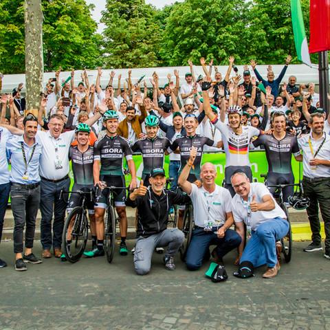 hansgrohe - Tour de France - VIP event