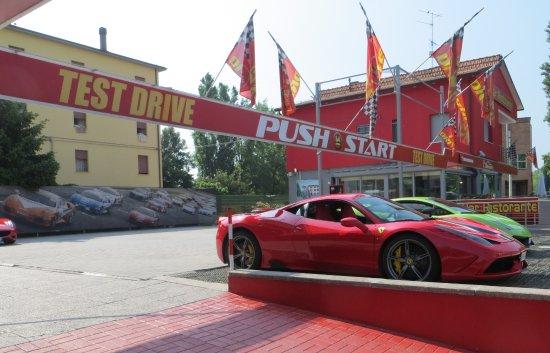 push-start-maranello
