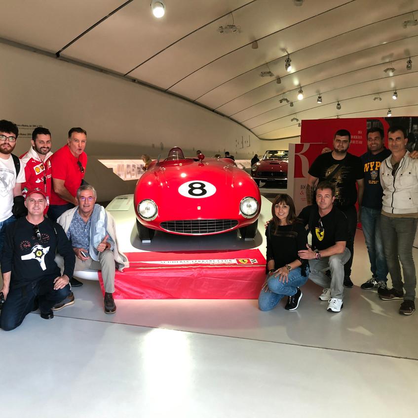 750 Monza en MEF