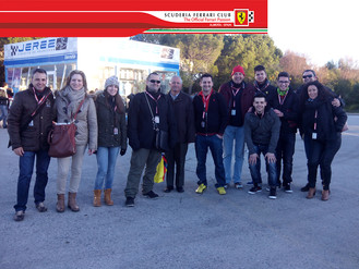 Test F1 2015 Jerez de la Frontera