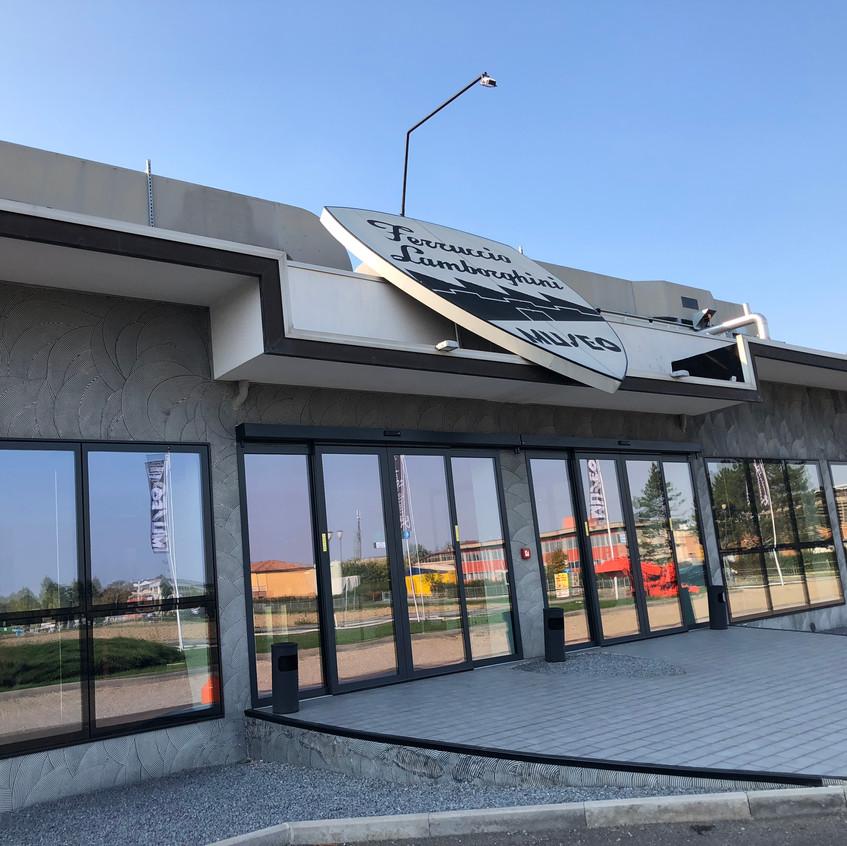 Museo Ferrucio Lamborghini