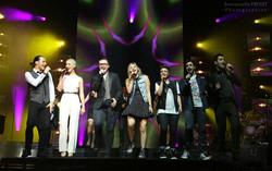 Les 8 finalistes de la saison 2013